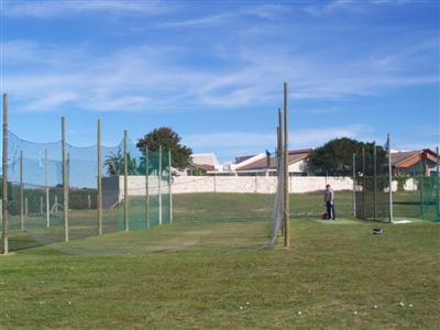 NMMU 2nd Ave. Cricket Nets