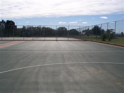 NMMU 2nd Ave. Netball Courts