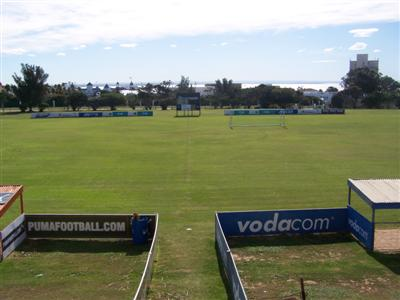 NMMU 2nd Ave. Soccer Field