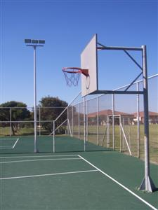 NMMU North Campus Outdoor Basketball Courts