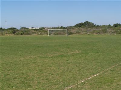 NMMU North Campus Soccer Fields