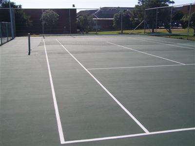 NMMU North Campus Tennis Courts