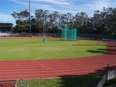 NMMU South Campus Track