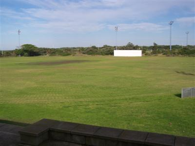 NMMU South Campus Cricket Fields