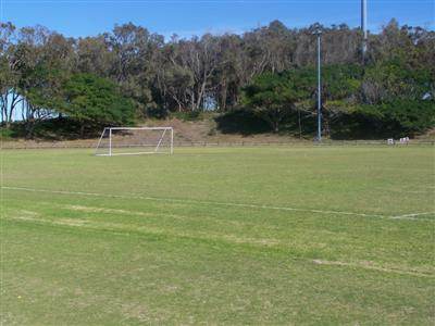 NMMU South Campus Soccer Field