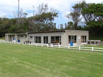 South Campus Xerox Stadium Clubhouse