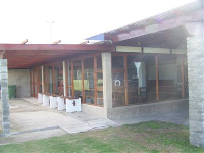 South Campus Tennis Clubhouse